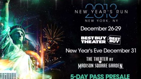 Disco Biscuits Announce New York City New Year's Run