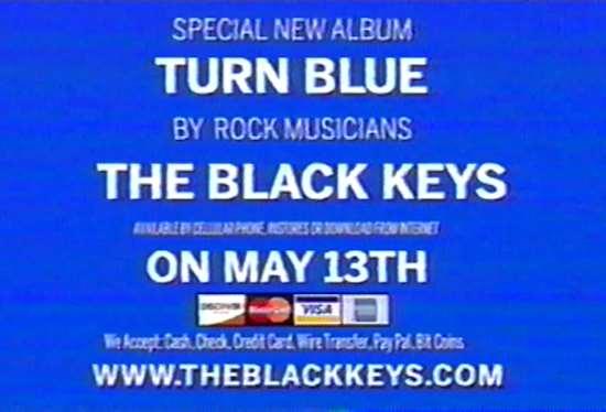 Mike Tyson Announces New Black Keys Album | Turn Blue