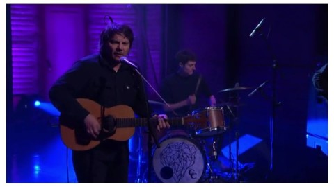 DVR Rewind | Tweedy Performs World Away On Conan