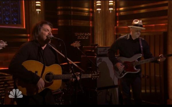 DVR Rewind   Jeff Tweedy Brings Tweedy To Tonight Show