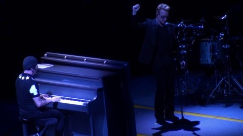 Video | U2 Busts Out October At MSG