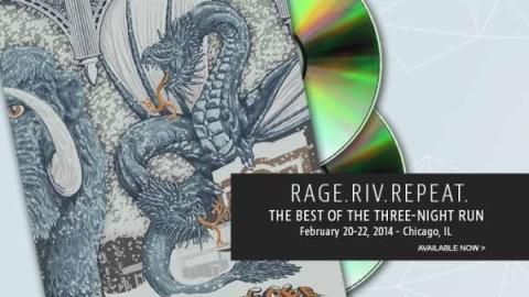 Umphrey's Announces Rage Riv Repeat DVD & Blu-Ray