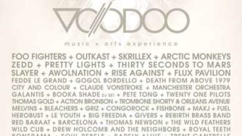 Voodoo Experience | Foo Fighters