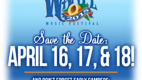 Wanee Festival Organizers Announce 2015 Dates