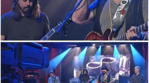 DVR Rewind | Foo Fighters Cover Black Sabbath With Zac Brown
