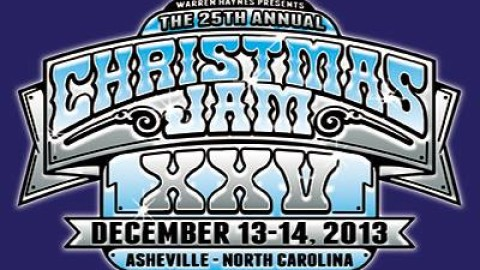 25th Annual Warren Haynes Christmas Jam Lineup Announced