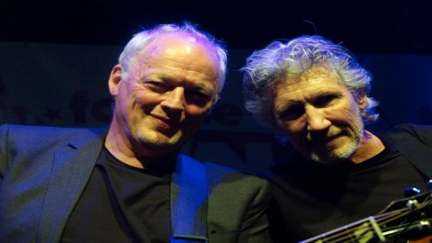 Mash-Up | Roger Waters & David Gilmour Comfortably Numb