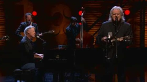 DVR Rewind | Skaggs And Hornsby Perform The Way It Is On Conan
