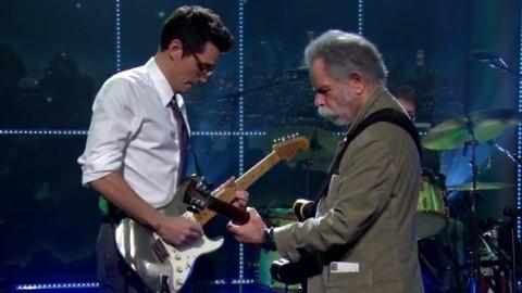 DVR Rewind   Bob Weir & John Mayer - Truckin & Althea