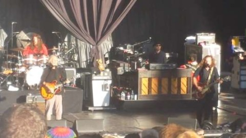 Videos: Bob Weir With Wilco And My Morning Jacket At Shoreline