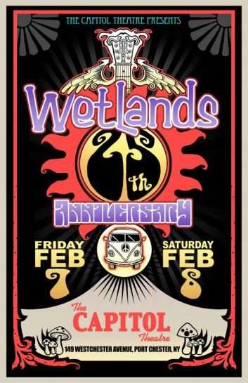 wetlands 25th anniversary