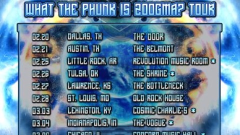 Tour Dates | What The Phunk Is Zoogma Tour