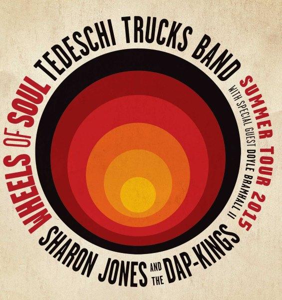 Tour Dates | Tedeschi Trucks Band Summer Tour | Leg One