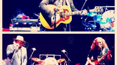 Wilco Welcomes Garth Hudson At SPAC AmericanaramA Stop