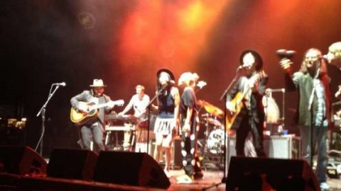 Wilco Welcomes Beck