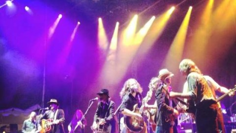 Hoboken AmericanaramA | Warren Haynes Jams With Wilco And Guests Galore