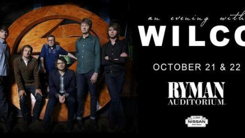 Wilco Announces Two-Night Stand At The Ryman
