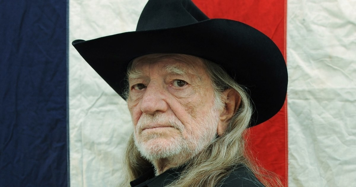 Willie Nelson To Receive Library of Congress Gershwin Prize