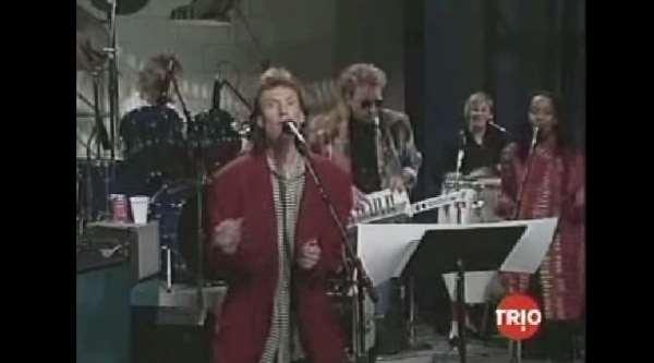 Letterman Music Files | Steve Winwood Through The Years