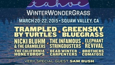 WinterWonderGrass Expands To Lake Tahoe   Lineup Announced