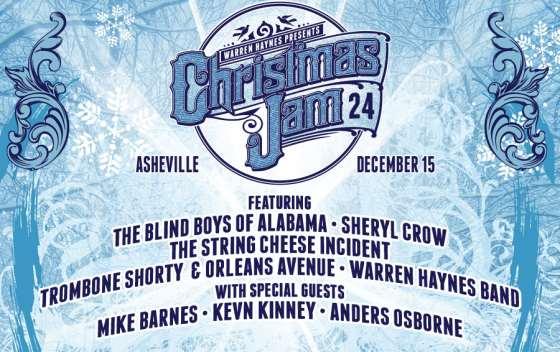 Christmas Jam 2021 Lineup Full Show Video Warren Haynes Christmas Jam 2012