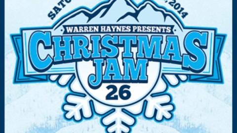 Warren Haynes Christmas Jam Initial Lineup Revealed