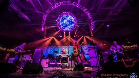 ARU And Sco-Mule Reunions Key Christmas Jam Finale