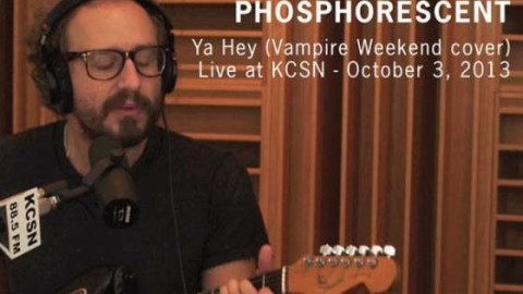 Cover Alert | Phosphorescent Tackles Vampire Weekend