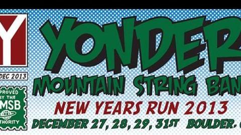 Yonder Mountain String Band Announces NYE Run In Boulder