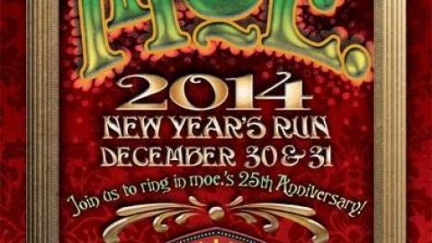 moe. Announces New Year's Plans