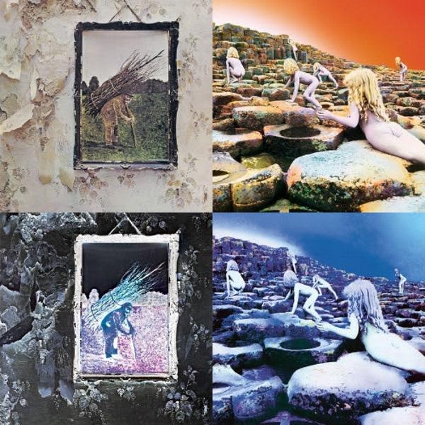Led Zeppelin Deluxe Reissues   IV & Houses Of The Holy