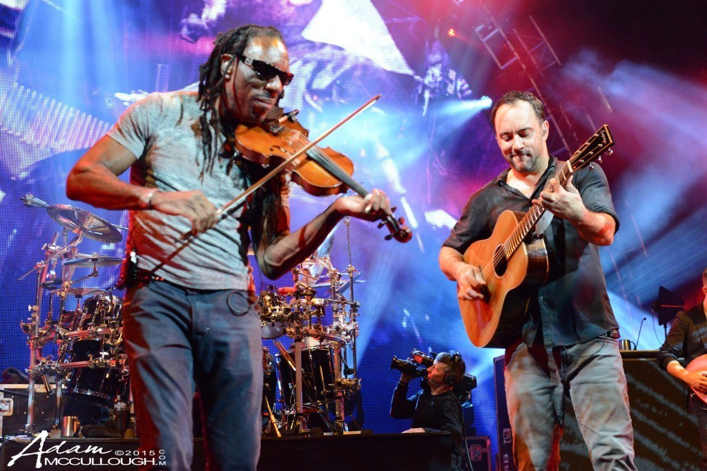 Dave Matthews Band Confirms First Show Of 2018