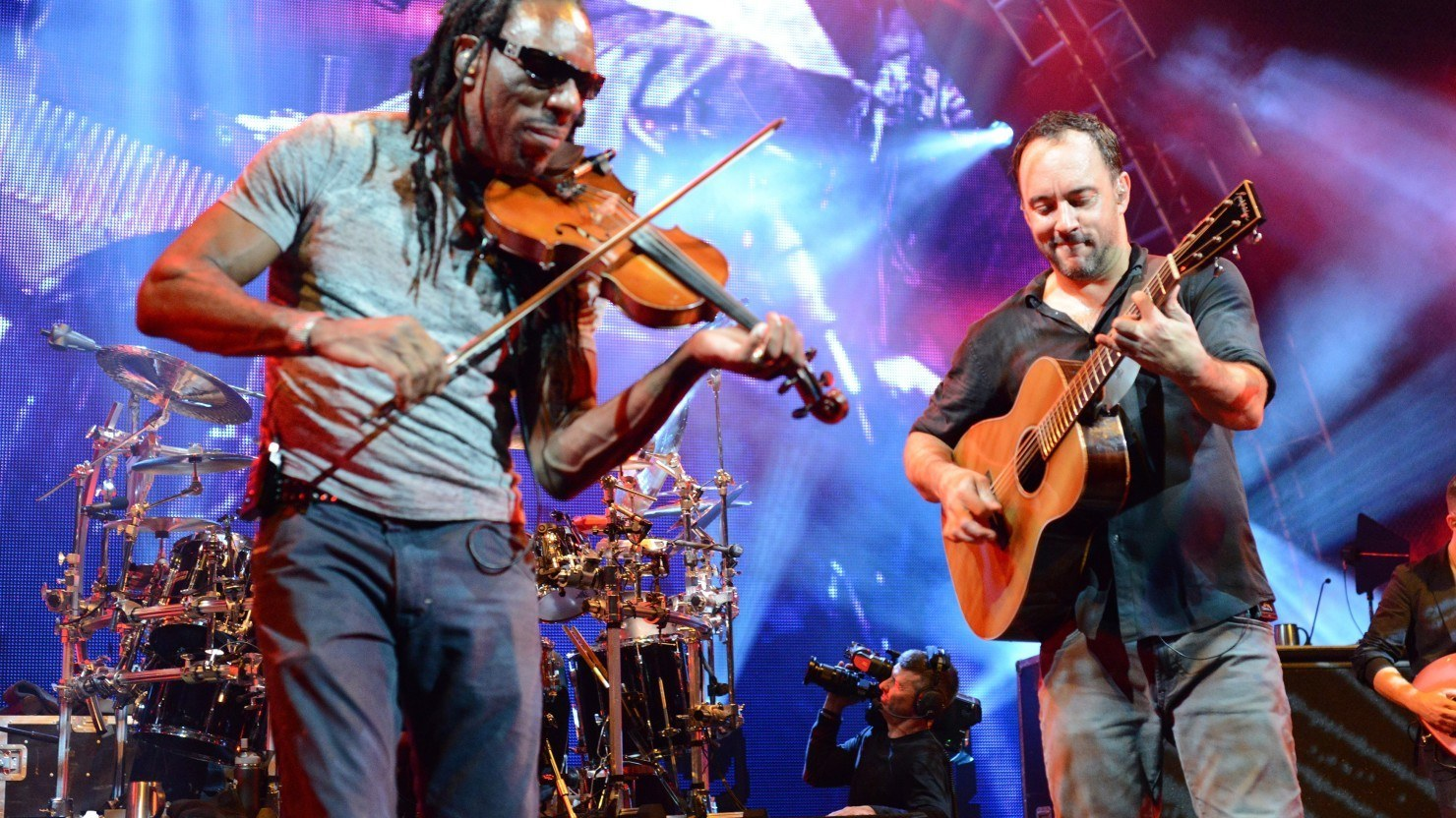 the history and influence of the contemporary dave matthews band A member of the acclaimed dave matthews band, boyd tinsley has earned accolades for his  not often associated with contemporary rock  a ba in history.