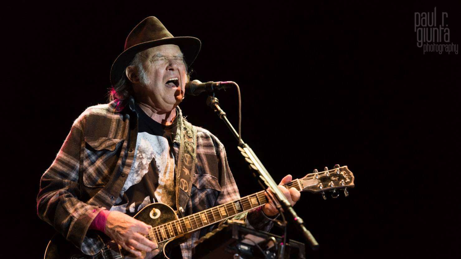 Watch Neil Young & Promise Of The Real's 36-Minute 'Down By The R...