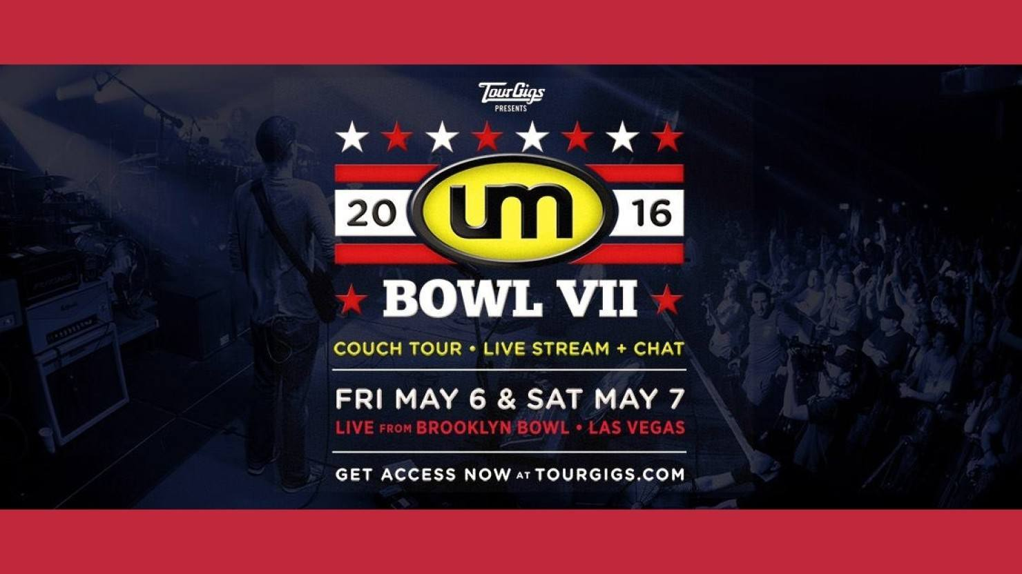 Umphrey's McGee Announces UMBowl VII Couch Tour ...