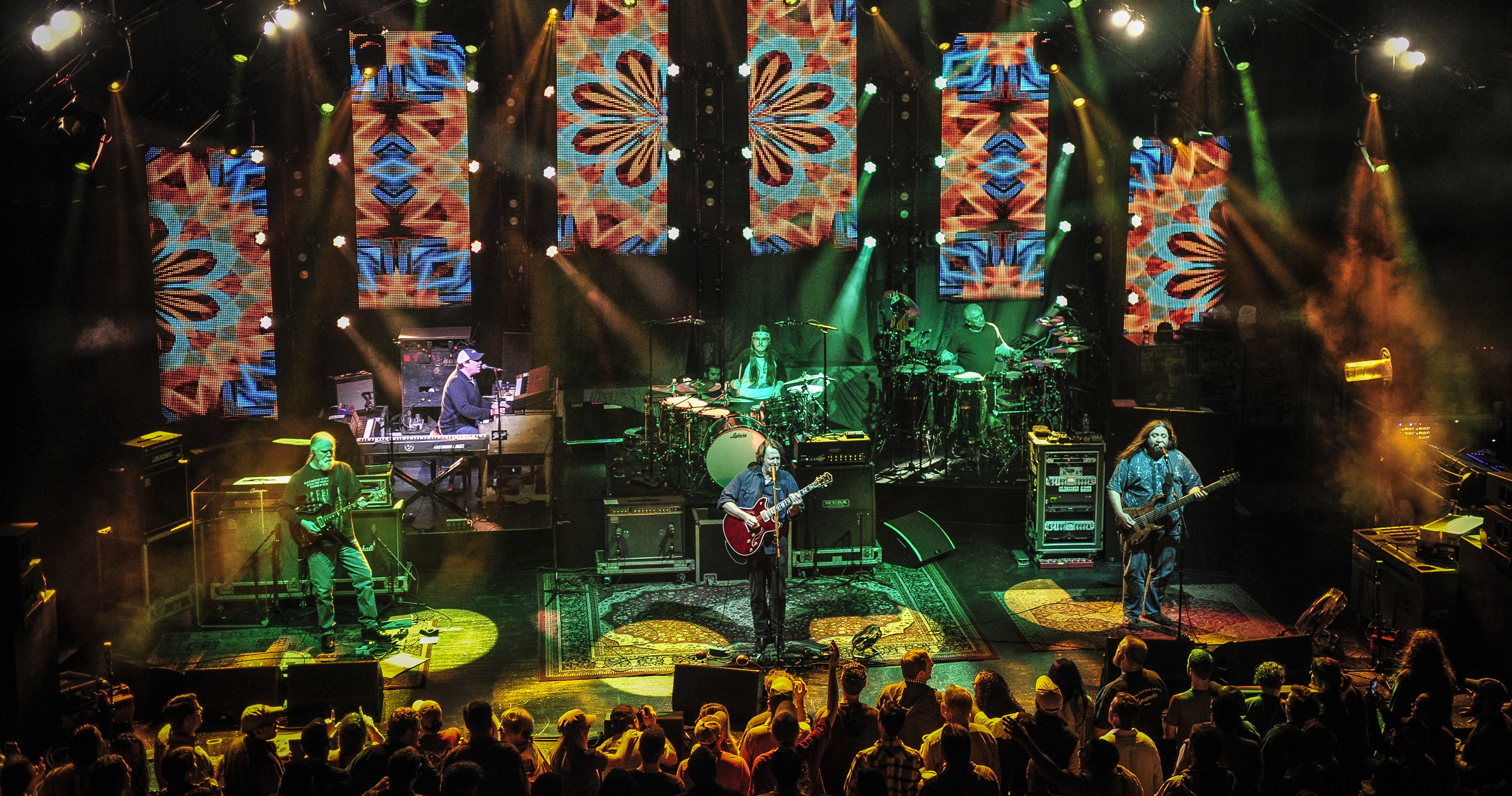 4290b622273929 30 Years Of Widespread Panic  John Bell