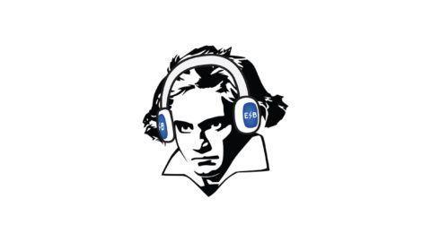 Electric Beethoven Logo Crop
