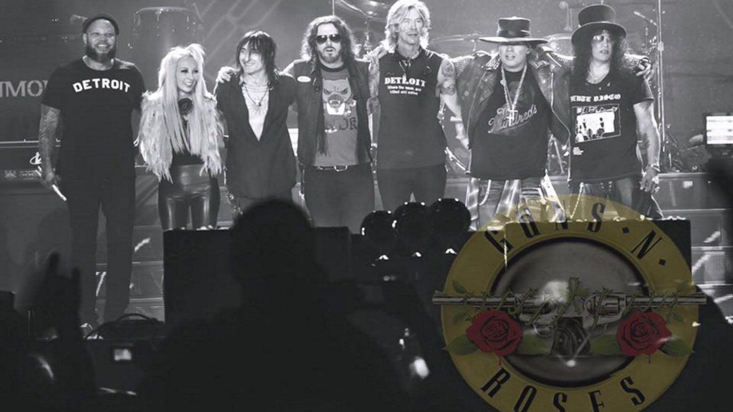 guns and roses tour 2017 winston salem