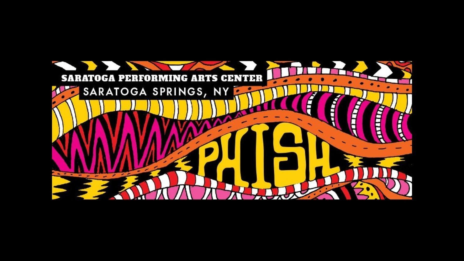 Phish Couch Tour