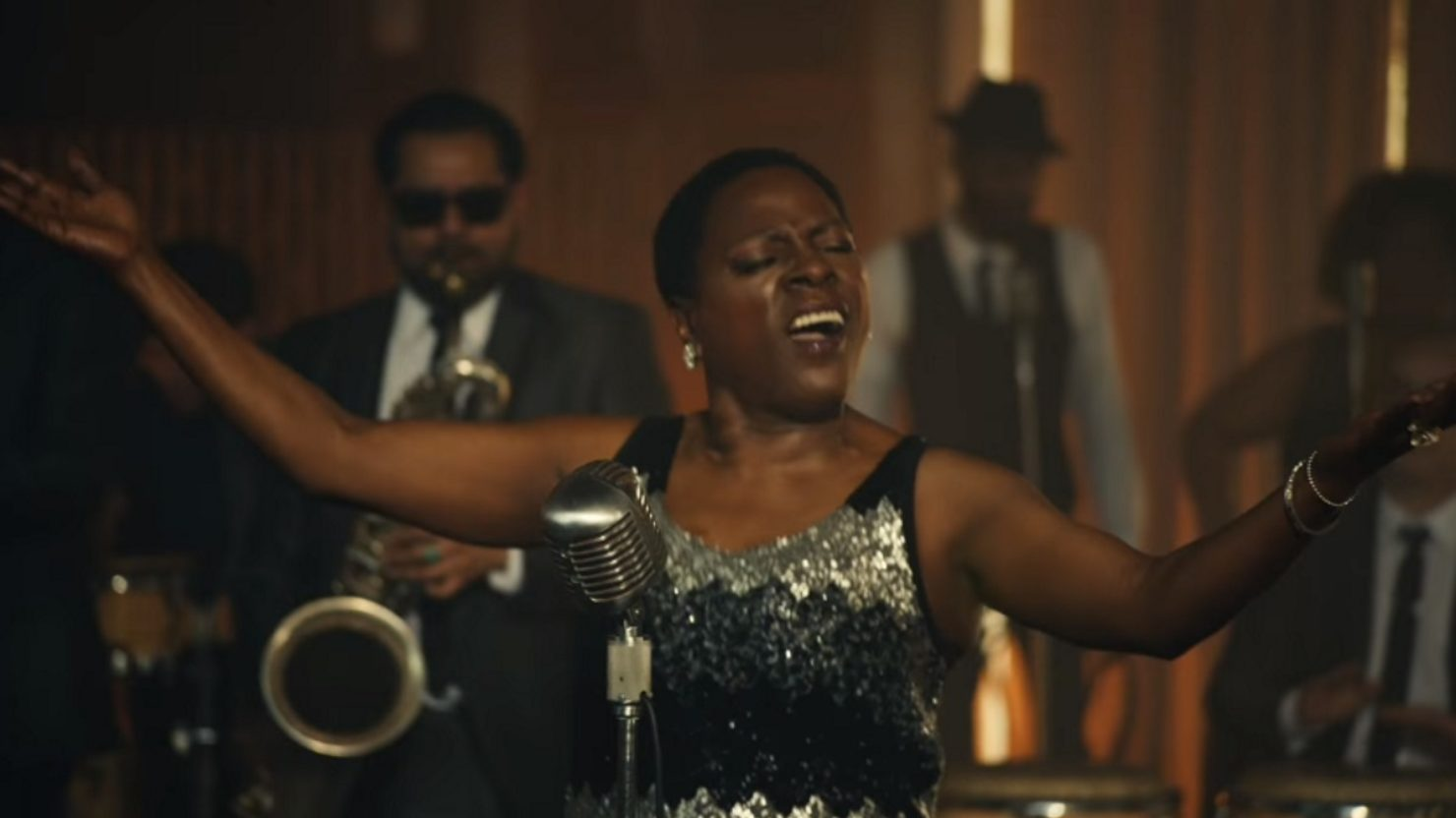 Sharon Jones The Dap Kings Cover 39 Midnight Rider 39 By