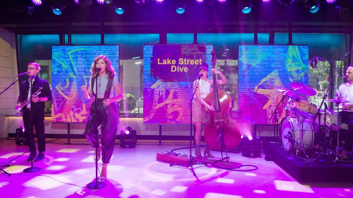 Lake street dive appears on today - Lake street dive mistakes ...