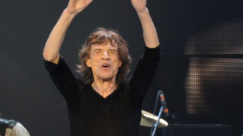 The Rolling Stones Mick Jagger