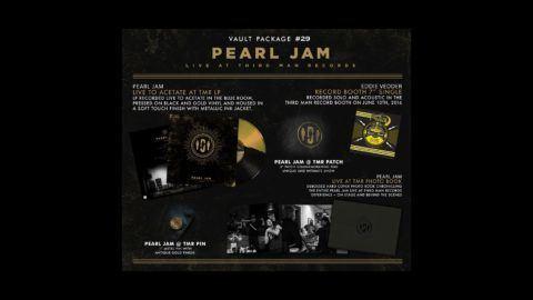 Pearl Jam Third Man Live Album crop