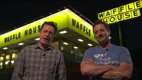 Sturgill Colbert Waffle House Screengrab Crop 2