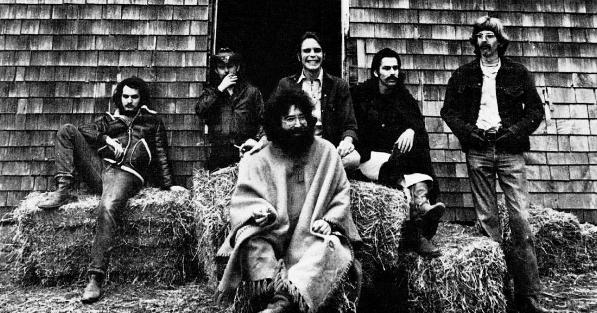 Grateful Dead 1970 Press