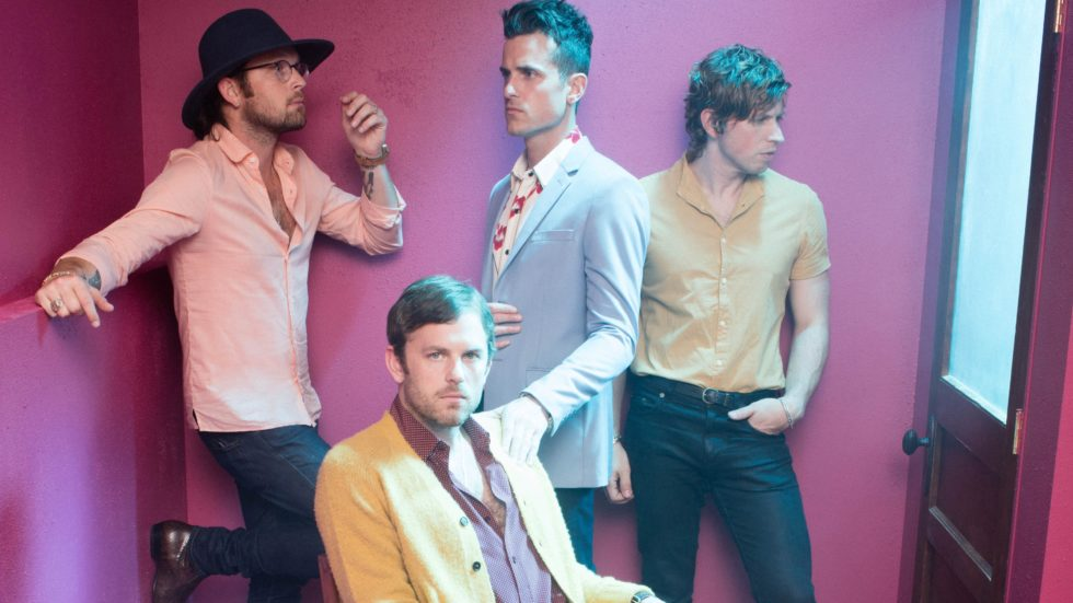 Kings of Leon and BRONCHO