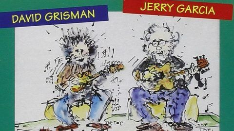 New To Youtube Jerry Garcia David Grisman At The Warfield In 1994