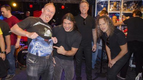 Metallica to perform sit for interview on the howard stern show metallica to perform sit for interview on the howard stern show fandeluxe Images