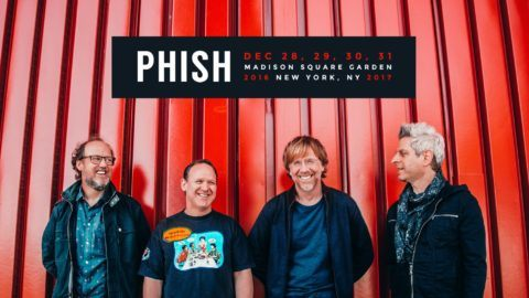 phish announces new year s run at madison square garden in new york rh utterbuzz com