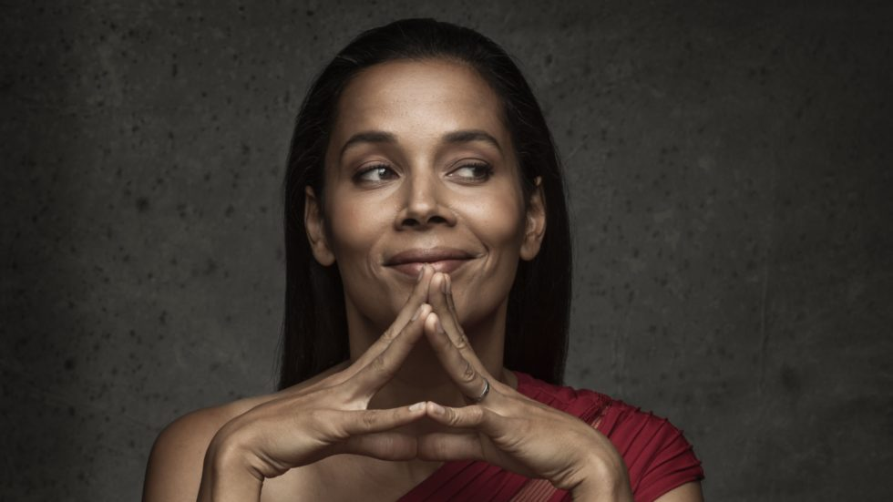Rhiannon Giddens and Francesco Turrisi